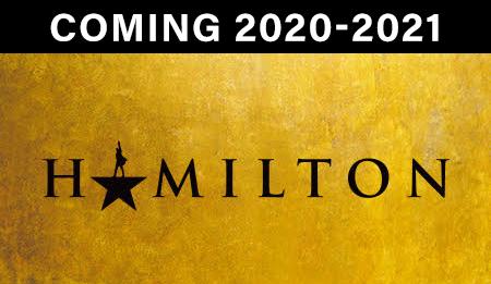 Coming 2020-2021 Hamilton logo
