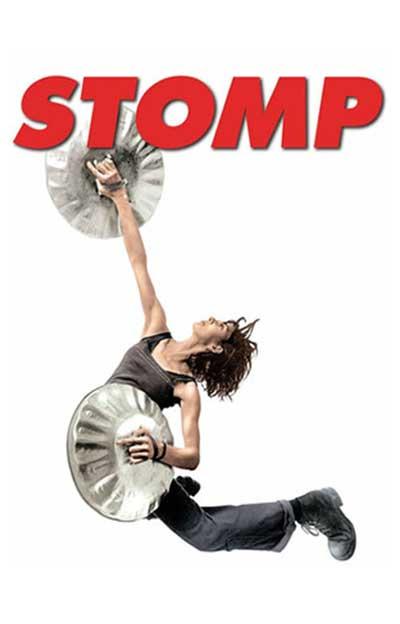 Stomp Poster