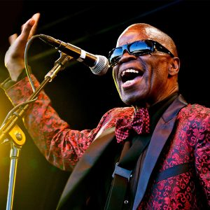 Maceo Parker singing