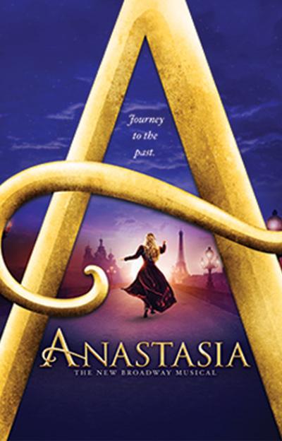 Anastasia promo poster