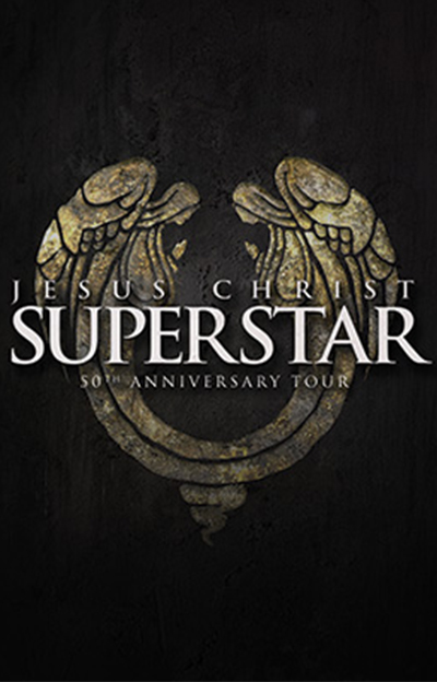Jesus Christ Superstar 50th Anniversary Tour promo poster