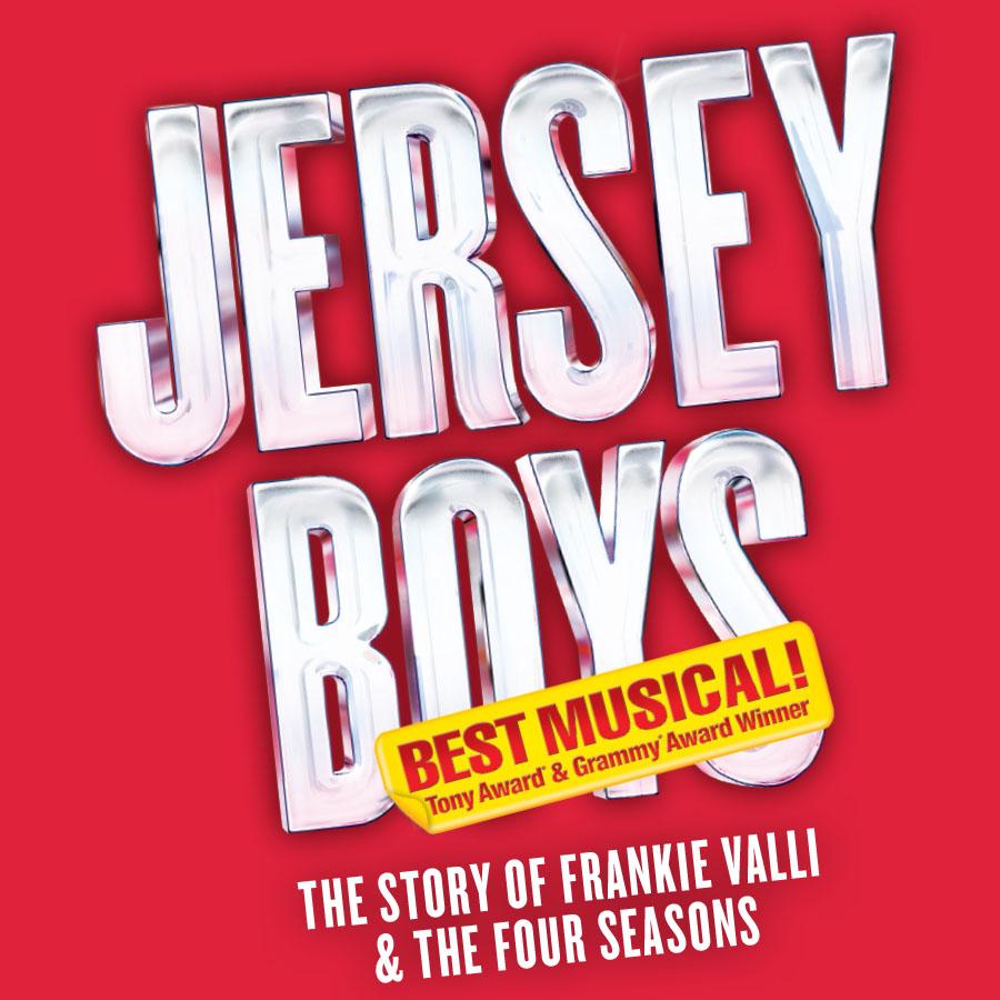 Jersey Boys promo poster