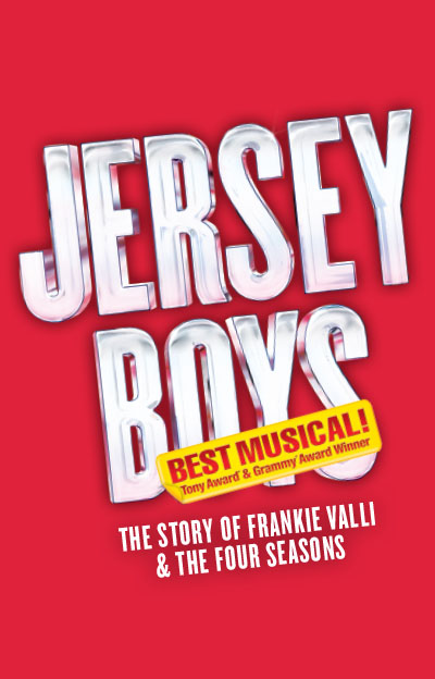 Jersey Boys Promo poster
